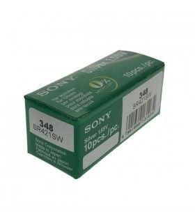 Pila o batería para reloj Sony 348