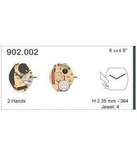Máquina o movimiento para reloj ETA 902.002