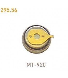 Capacitor para reloj 295.560