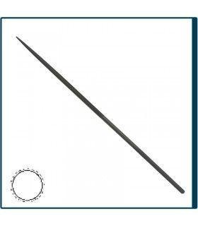 Limatón Redondo de 160mm y Picado 2 para joyería, bisutería y artesanía en general. Diloytools LI.C126