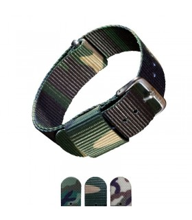 Correa Nato para reloj, Diloy 410 Nato Military