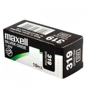 Pilas de Botón MAXELL 319/SR527SW