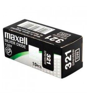 Pilas de Botón MAXELL 321/SR616SW