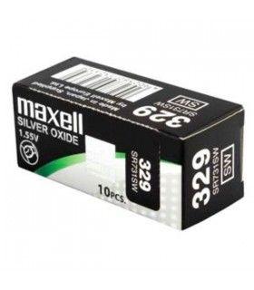 Pilas de Botón MAXELL 329/SR731SW