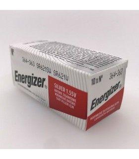Pilas de Botón ENERGIZER 364/363/SR621